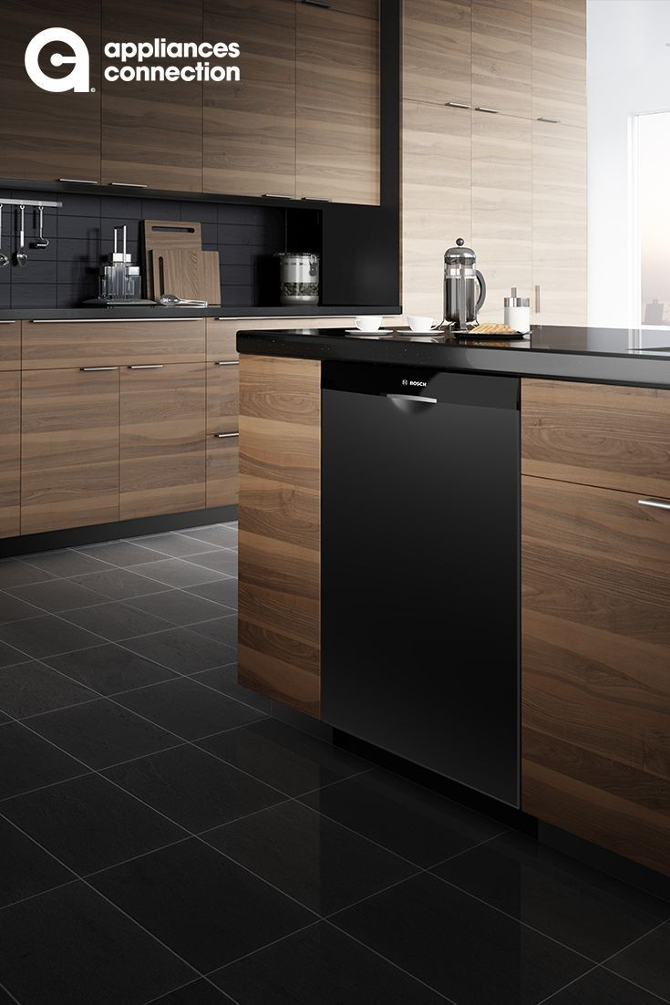 Love The Look Of The Ascenta Series Dishwasher By Bosch The Black
