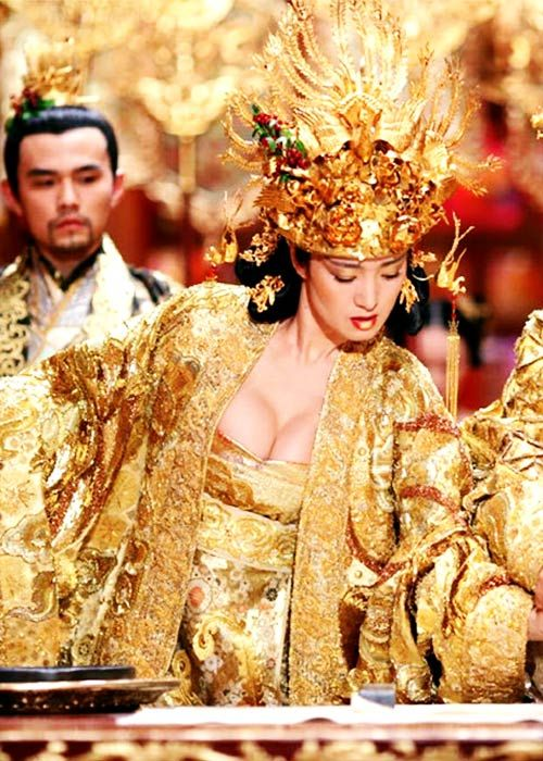 68 best curse of the golden flower images on pinterest golden gong li in curse of the golden flower 2006 mightylinksfo