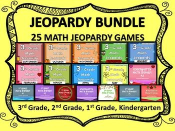 math jeopardy games for the classroom