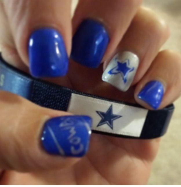 Best nail designs dallas dallas cowboys nail design designs best nail designs dallas dallas cowboys nails cowboy acrylic nail designs beautiful prinsesfo Images
