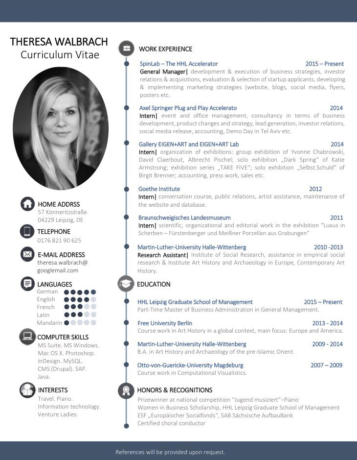 50 best CV ideas images on Pinterest Modern resume, Best ads and - go resume