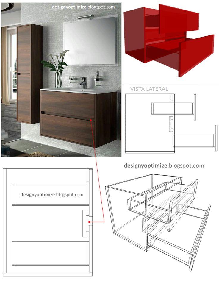 94 best Diseño de Muebles images on Pinterest