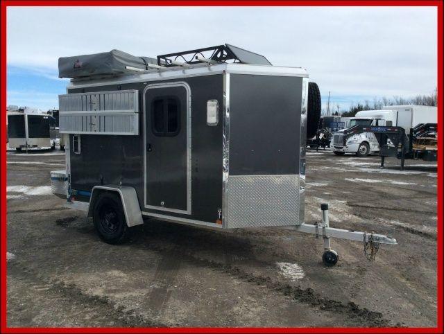 Used 2015 Triton CT105R 5x10 Cargo Trailer For Sale | Mulmur ON