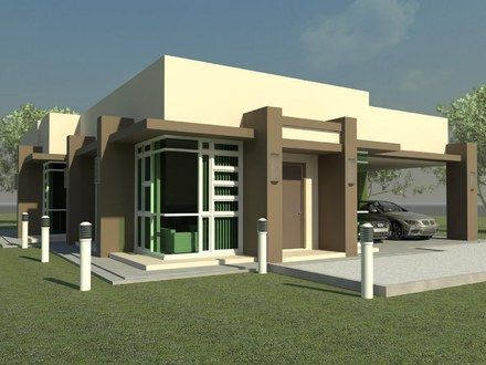 Image Result For Exotic Revit Residential Architecture. Design For Small  HouseModern ...