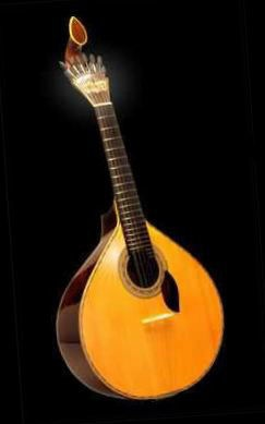 The fabulous Portuguese guitar! Have ever heard someone playing it? You should. It's just strikingly moving...it tear you apart and it pulls together you back again.