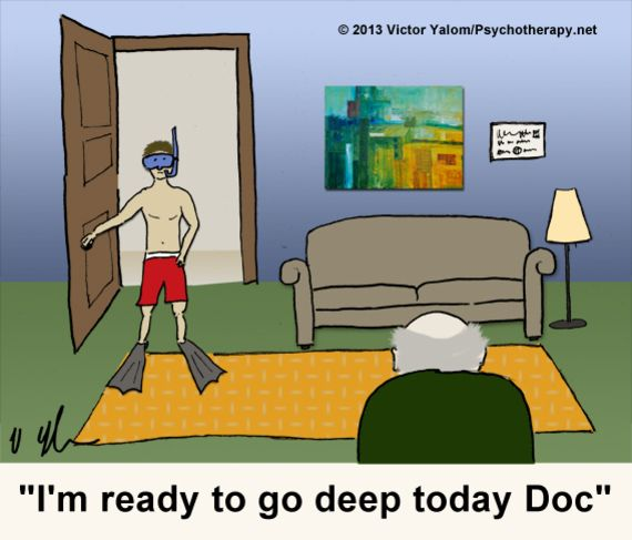 Therapy Cartoon and Humor | That's funny! | Pinterest ...