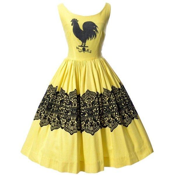 yellow wallpaper summer dress - photo #10