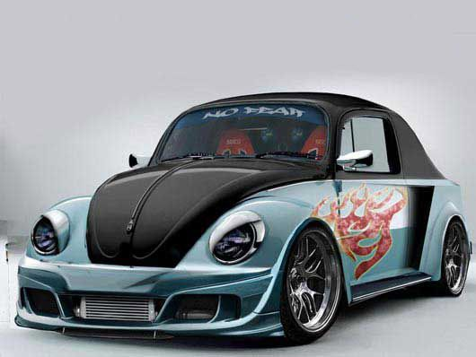 Tuning VW Beetle