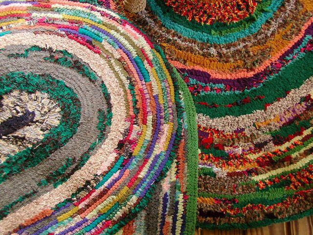 Shirret Rugs By Buckster S Pics Via Flickr