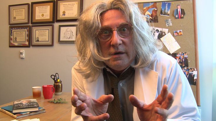 Donald Trump's personal physician Dr. Harold Bornstein, A.K.A. Dr. Brakish Okun (Brent Spiner), has spent the last few decades tending to New York's scrappiest billionaire (as well as moonlighting at Area 51) and has some urgent information about a threat to the country, if not the entire world.  Written and directed by Phil Rosenthal