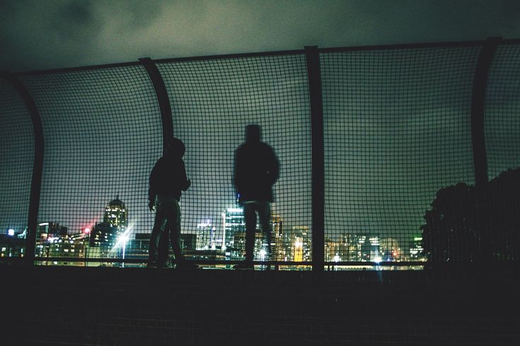 I long for nights, exploring a dark, destructive, city; in which I would be consumed.