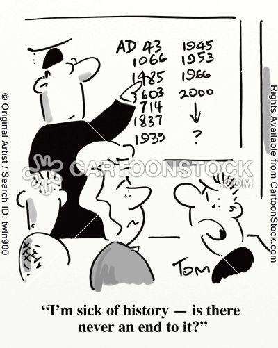 history teachers cartoons,