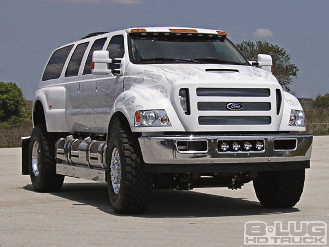Diesel Truck News - Ford Diesel Trucks - 8-Lug Magazine
