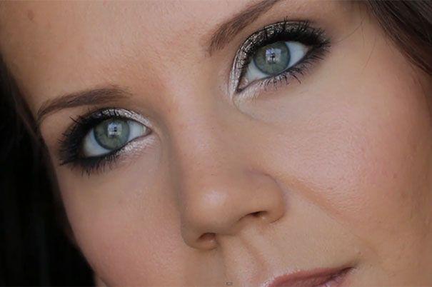 Εντυπωσιακό Φθινοπωρινό μακιγιάζ ματιών με μεταλλικές σκιές - http://www.greekradar.gr/entiposiako-fthinoporino-makigiaz-mation-me-metallikes-skies/