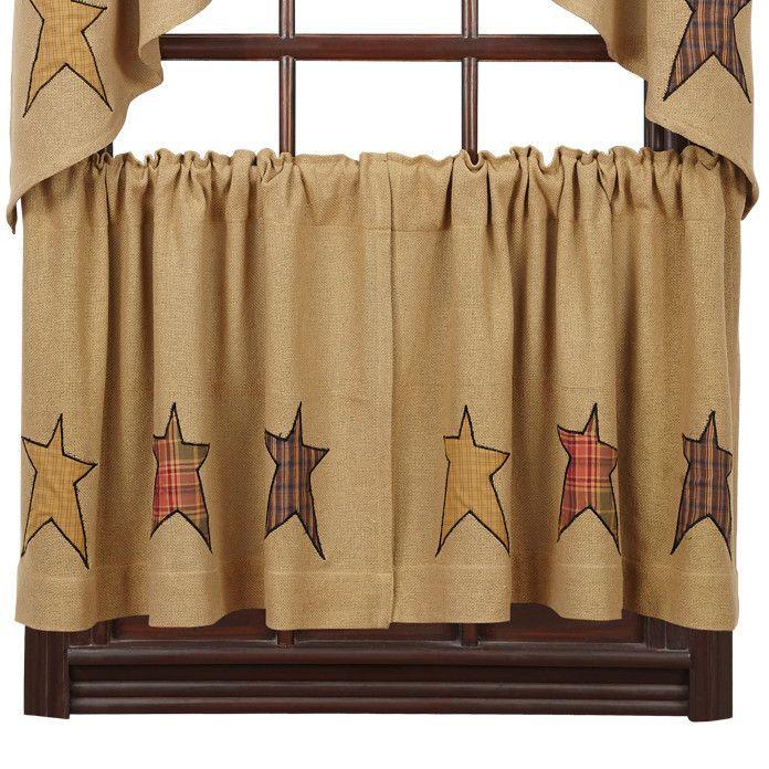 17 Best Images About Burlap Curtains On Pinterest
