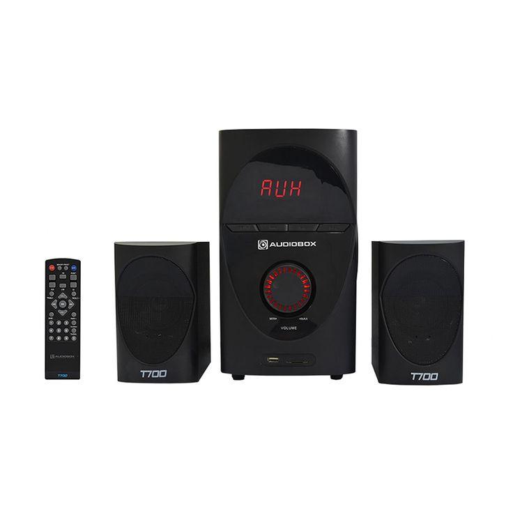 Audiobox Thor 700 Speaker - Hitam   Blibli.com