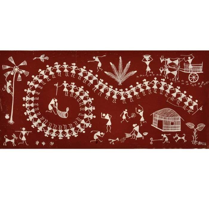 Art of Warli - HandCraft.co.in
