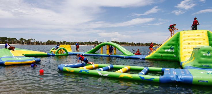 SunWest Park - SunWest Park In Tampa Bay. Check out this family fn water park