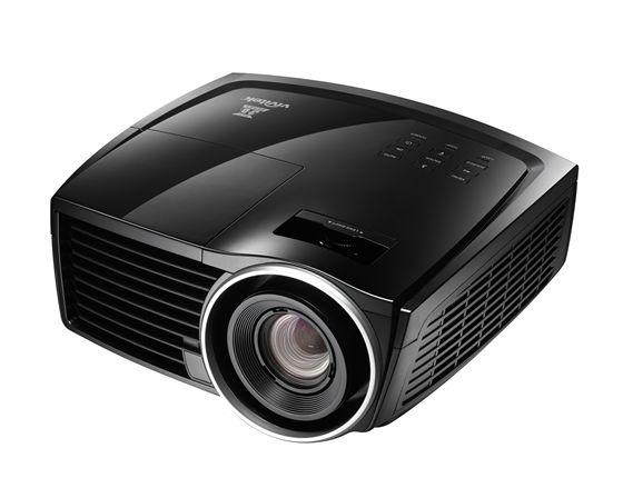 Vivitek H1188HD : notre test du vidéoprojecteur DLP Full HD 3D est en ligne
