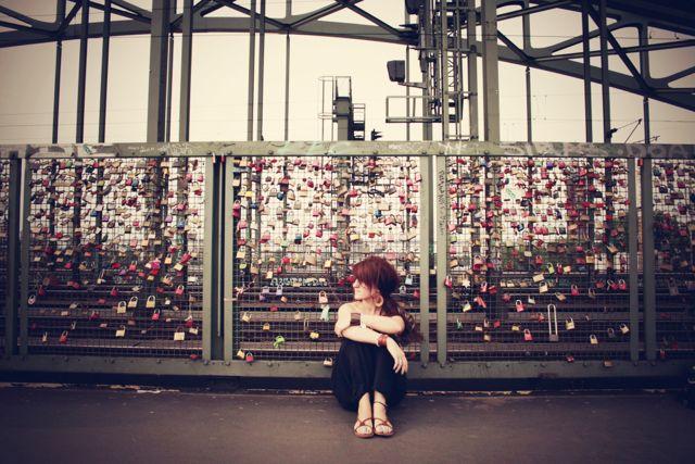 Köln, Cologne, lonely.....