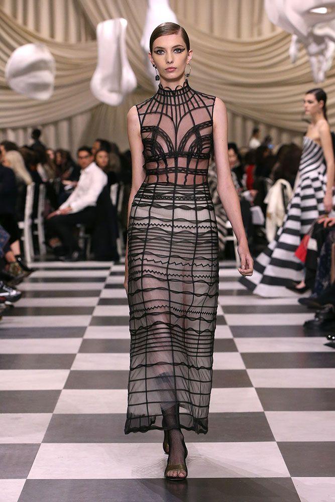 Dior (ディオール) 2018年春夏パリのオートクチュール