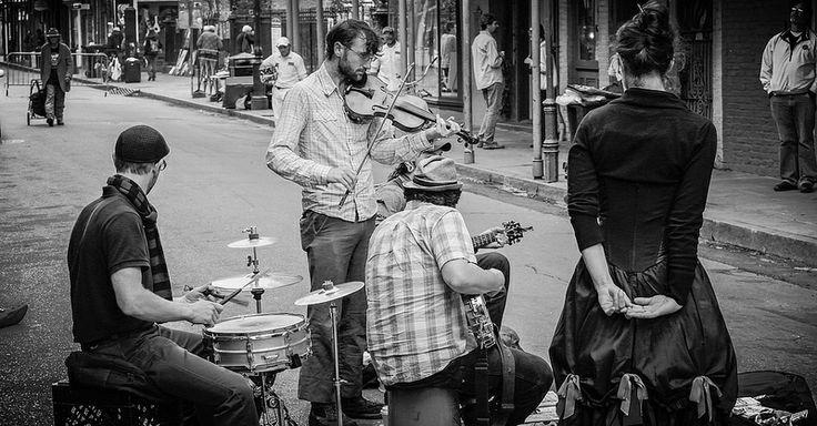 Fiddle quartet