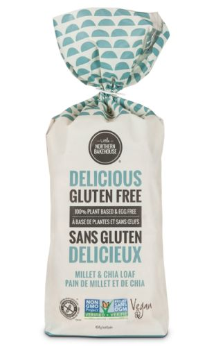 Gluten Free Bread by Little Northern Bakehouse