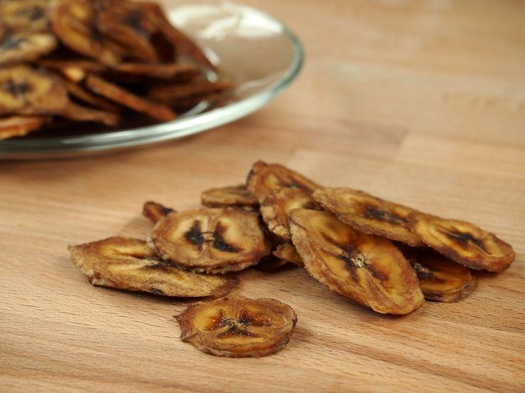 Banánové plátky sušené teplým vzduchem. Bez přidaných konzervantů a jiných chemických látek.  http://kralovstvichuti.cz/orechy-suche-plody/bananove-platky-natural