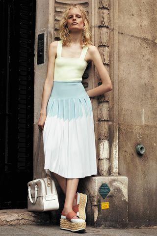 Sonia Rykiel Resort 2014 Collection Slideshow on Style.com