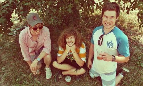 Anders Holm, Blake Anderson, Adam Devine