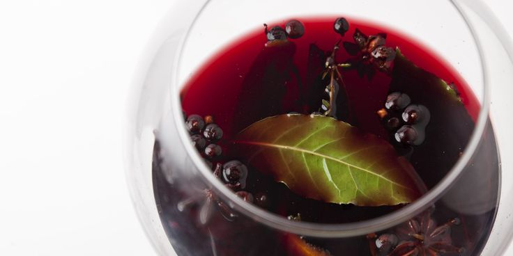 Adam's Mulled Wine - This deliciously simple mulled wine recipe from award winning chef Adam Gray will warm you up on a cold winters day.