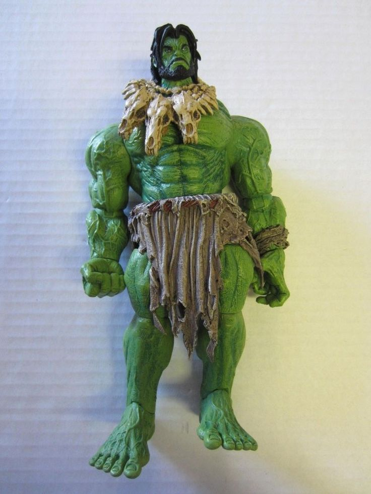 """Barbarian Hulk Action Figure 9 1/4"""" Marvel Select #Unknown"""