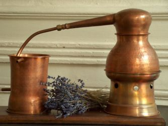 Making and Using hydrosols – home distilling