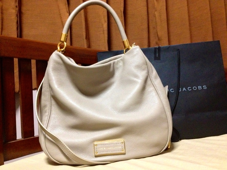 My new baby! MBMJ's Too Hot To Handle Hobo in Cement(≧∇≦)