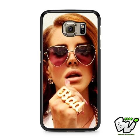 Lana Del Rey Heart Glasses Samsung Galaxy S7 Case