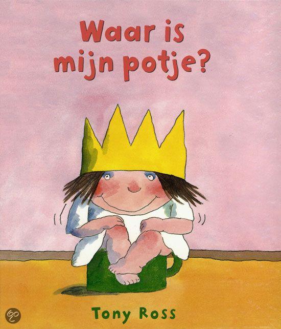 De Kleine Prinses - Waar is mijn potje? (hardcover)