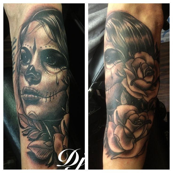 355 best day of the dead tattoos images on pinterest for Cool cover up tattoos