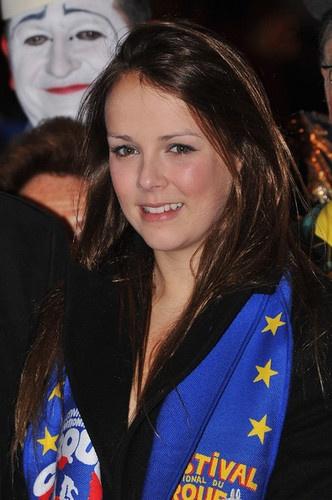 Pauline Ducruet at the Monaco Circus Festival Credit: Pascal Le Segretain/Getty Images