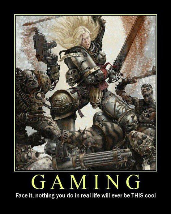 Sister of battle. Warhammer 40k<3