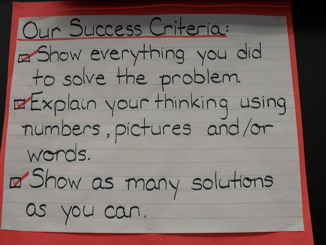 Great 3 part lesson on money, but more importantly, really neat organization for problem solving - success criteria and KWC chart.