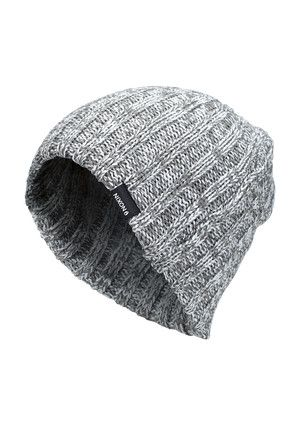 Nixon Warren Beanie in Charcoal Heather