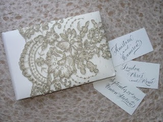 Wedding StationaryEscort Cards, Lace Pocket, Purple Paradise, Inspiration Gallery, Events Planners, Invitations Ideas, Downtown Abbey, Maine Events, Guest Book