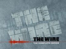 The Wire: The Complete Series [23 Discs] [DVD], 16138353