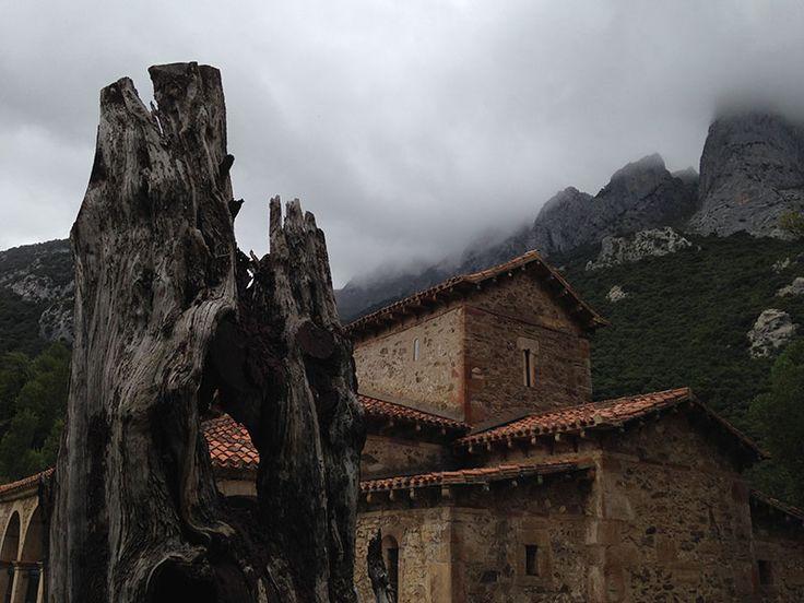 Santa María de Lebeña - Camino Lebaniego - 2017 Año Jubilar Lebaniego  #Cantabria #Spain