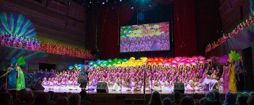 Melbourne Annual Concert 2014 - Australian Girls Choir - Adelaide, Brisbane, Melbourne, Perth, & Sydney - Australia