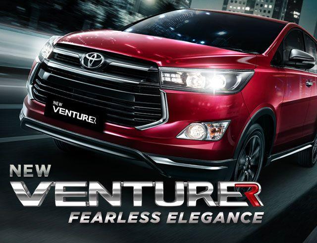 Harga Mobil Baru Toyota Venturer Semarang Nasmoco Kaligawe | Tira 081326229000