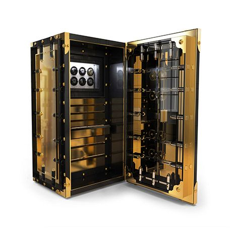 Knox Luxury Safe Exclusive Furniture Fort Knox Luxury