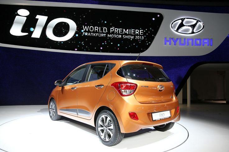 New Generation i10 Launch at IAA