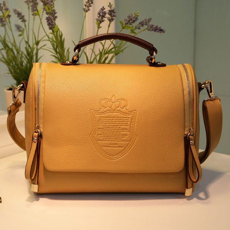 HOT!!!2013 women's candy color handbag vintage fashion one shoulder small bag messenger bag
