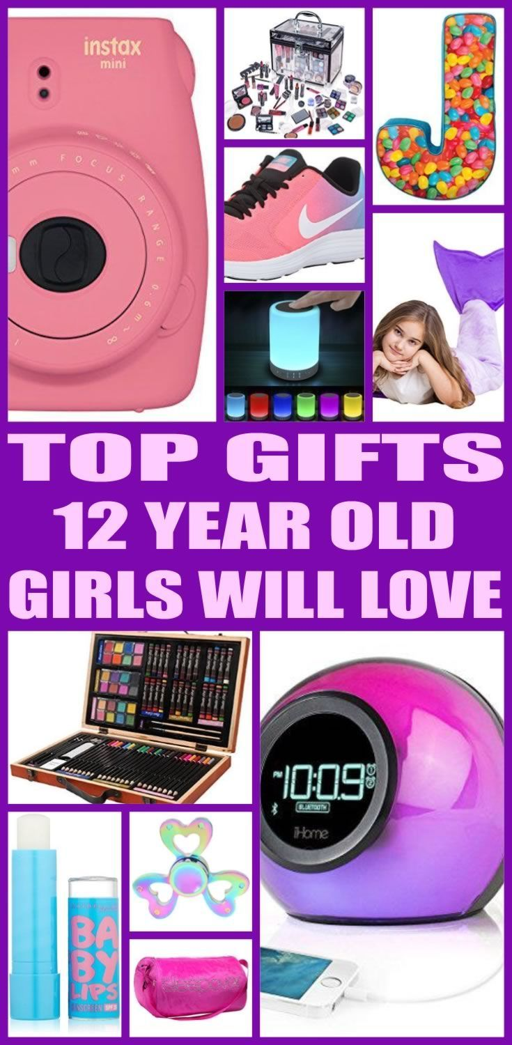Top gifts for 12 year old girls! Here are the best gifts for that special girls 12th birthday or for her christmas present. Twelve year old girls will love ...  sc 1 st  Pinterest & Best Gifts For 12 Year Old Girls | Emmau0027s wish list | 12 year old ...